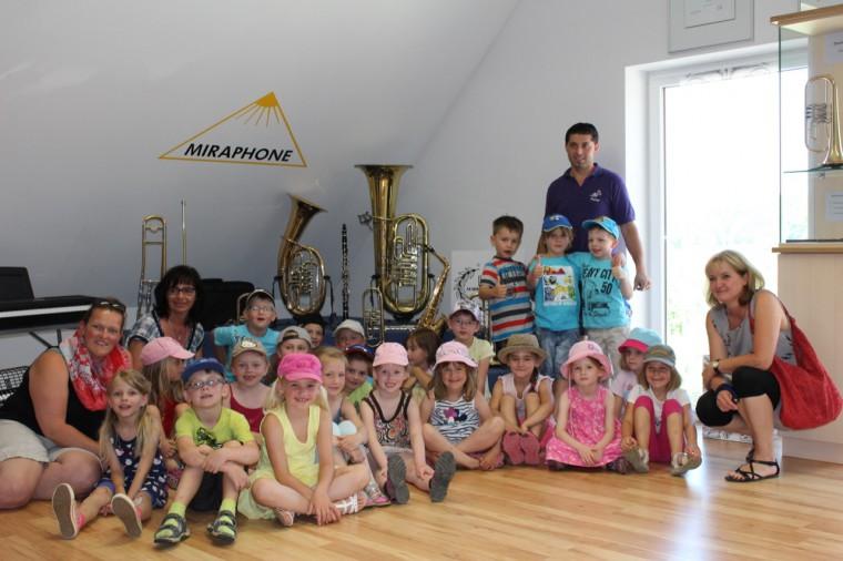 Kindergarten Welshofen 2015